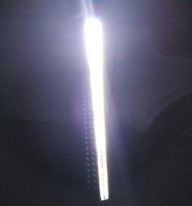 Люстра на ниву или уаз (светодиодная балка)