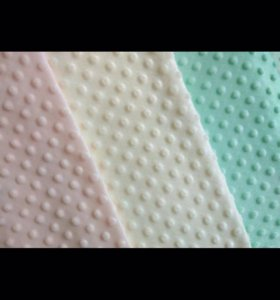 Плюш минки разных цветов по отличной цене ткань