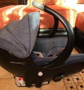 Автокресло и рюкзак - кенгуру