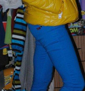 Джинсы куртка