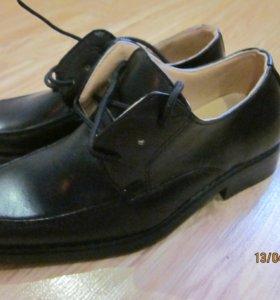 Ботинки, р.32, новые