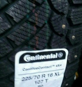 Continental ContiIceContact 225/70R16