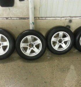 колеса на ниву 5 штук