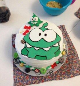 Мастика для обтяжки и украшения тортов