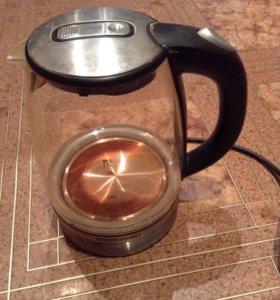 Чайник ЗАПЧАСТИ электрический Redmond с подсветкой