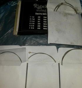 акустические струны RIGEIRA AGS 500