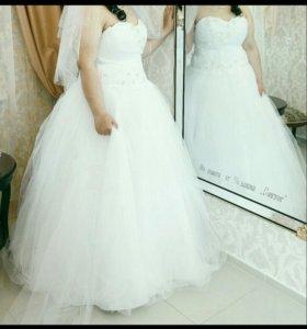 Продам чудесное свадебное платье