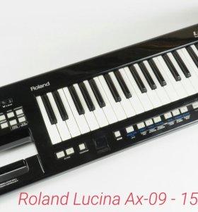 Синтезатор (клавитара наплечная) Roland Lucina