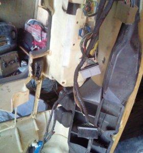 Проводка панели ммс галант е54а
