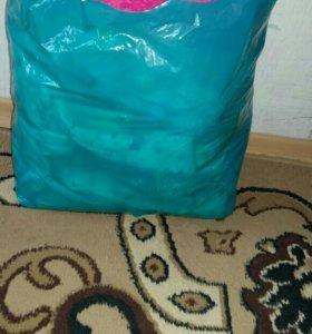 Пакет детских вещей до 70 см