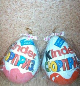 Супер-пупер киндер яйцо