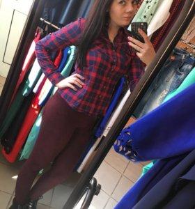 Лосины рубашки платья
