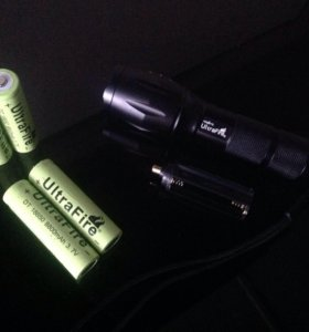 Фонарик аккумуляторные батареи