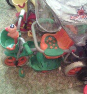 велосипед 3х колесный