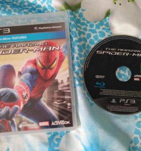 The amazing spider man (1.600 Р) на ps3+ tekken 6