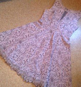Платье кружевное👗