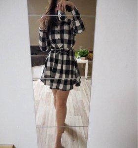 Продам платье-рубашку новую