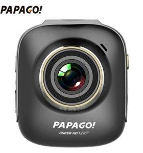 Новый видеорегистратор Papago s36