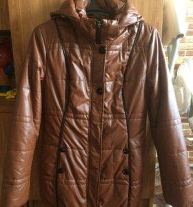 Куртка (искусственная кожа)