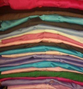 Мужские рубашки. Оптом от 5 штук