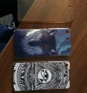 Чехол на Sony Xperia M5