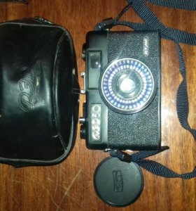 Фотоаппарат фэд50 автомат.