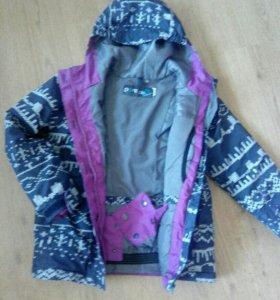 Весенняя финская курточка