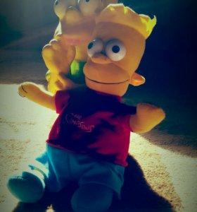 Игрушки Симпсоны