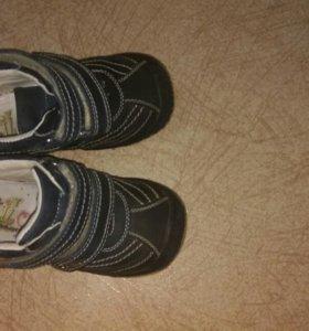 Продам ботиночки р22