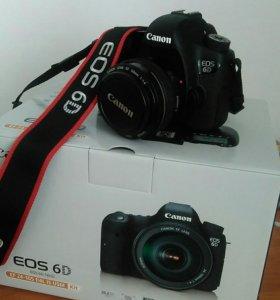 Canon EOS 6D (WG) Body