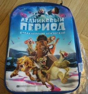 Рюкзак новый детский Ледниковый период (ранец)