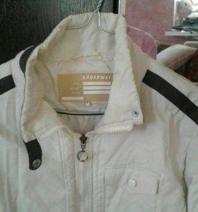 Куртка демисезонная, на синтепоне