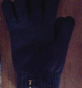 Перчатки блютуз гарнитурой
