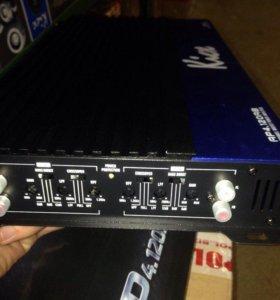 Усилитель Kicx AP 4.120AB Новый