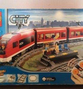 """Набор """"Lego City"""" железная дорога"""