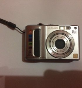 Фотоаппарат LUMIX Panasonic цифровик