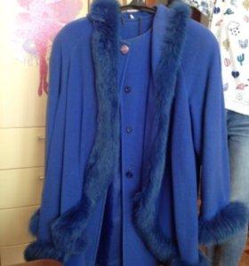Кашемировое пальто ( зима )