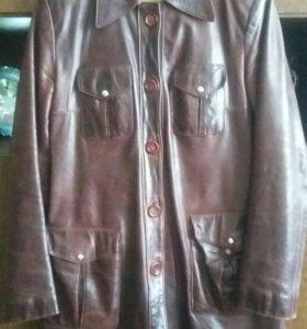 Куртка удлиненая женская