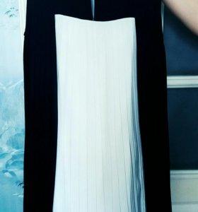 Платье для девочки с воротником. Размер 146