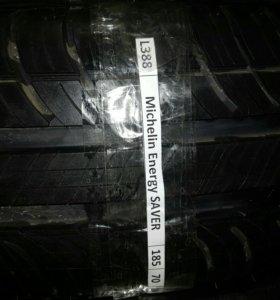 Новые шины Michelin Energy Saver 185 70 r14 1шт