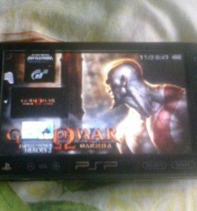 PSP E1008 + подарок