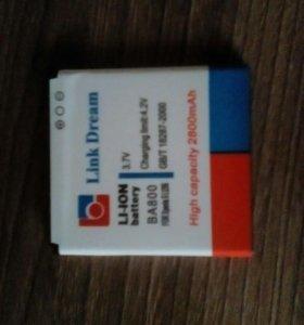 Батарея для телефона Sony