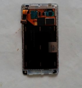 Дисплей для NOKIA N9+ тачскрин.