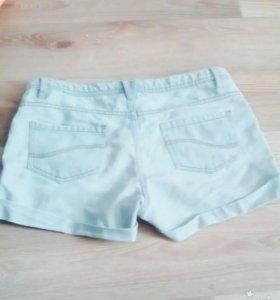 Шорты джинсовые модис