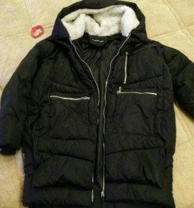 Куртка-парка 42-46. Зима