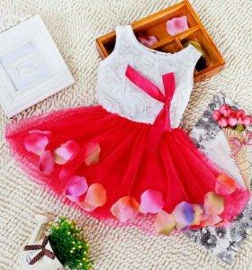 Платье новое для принцессы
