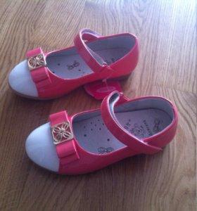 Новые туфельки 16см