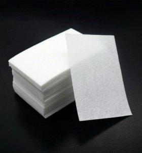 Безворсовые салфетки для гель лака