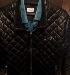 Весенняя куртка ARMANI