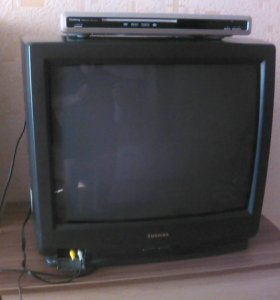 Телевизор TOSHIBA 54 см (сборка U.K.)